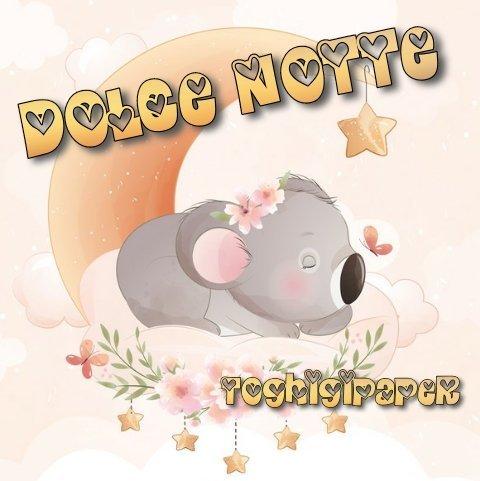 Luna buonanotte dolce notte, immagini nuove e belle da scaricare gratis e condividere con i tuoi amici su WhatsApp, Facebook, Instagram, Pinterest, Twitter