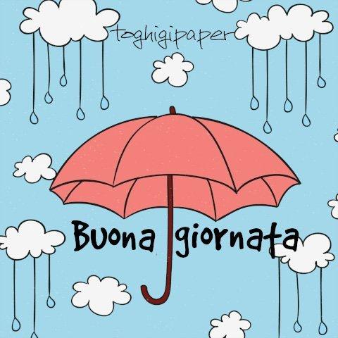 Pioggia buongiorno nuove immagini gratis WhatsApp, Facebook, Instagram, Pinterest, Twitter