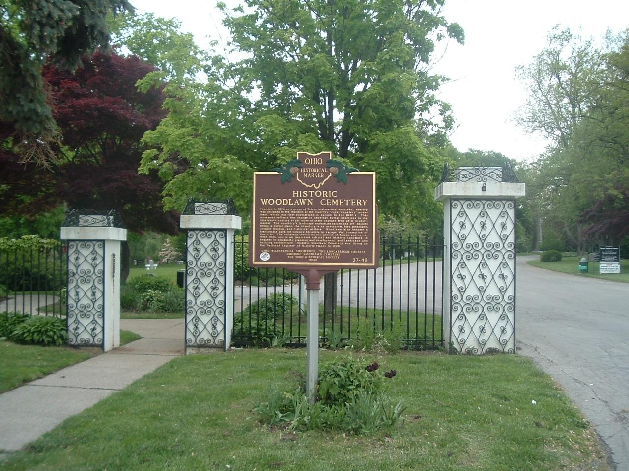 Woodlawn Entrance 2