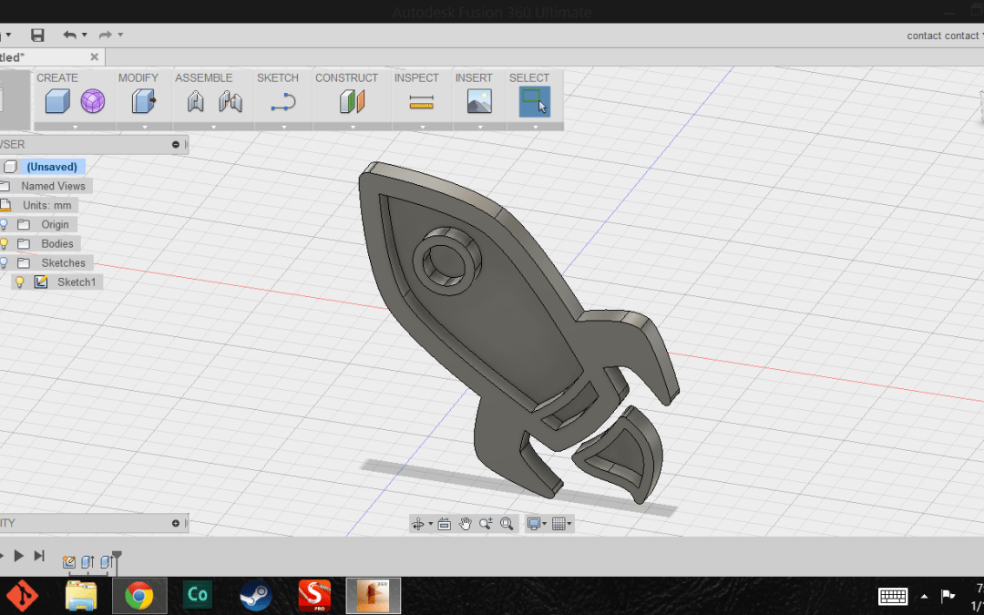How to Import an SVG into Fusion 360