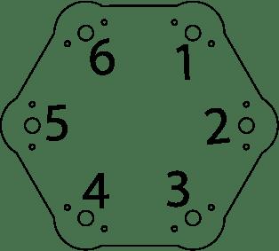 Hexapod Inverse Kinematics Equations | Toglefritz's Lair