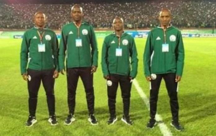 Arbitre Togo vs Congo