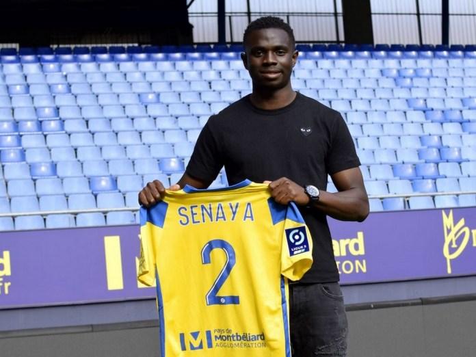 Marvin Senaya prêté à Sochaux