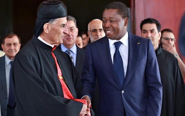 Reconnaissance des Libanais du Togo aux autorités