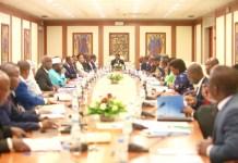 21ème conseil des ministres ce jeudi, largement consacré à l'élection présidentielle 2020
