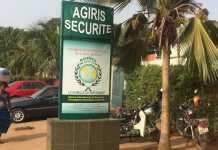 Siège de Agiris Sécurité à Lomé, Togo | Photo : DR