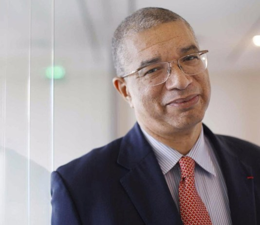 Le banquier d'affaires Lionel Zinsou répond présent