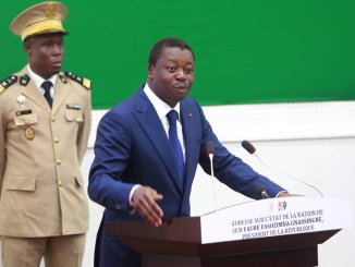 faure gnassingbé assemblée nationale
