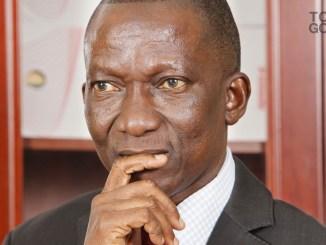 Gogue degomme l ANSAT ng image full Togo: l'agriculture victime du «très suffisant» Col. Agadazi