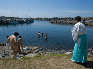 okinoshima ile 4 Japon: l'île d'Okinoshima interdite aux femmes