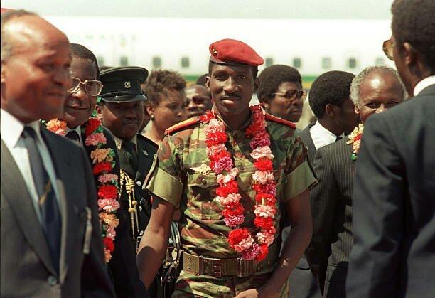 435819961 124798 1125638457 Des présidents Africains seraient derrière l'assassinat de Sankara (Enquête)