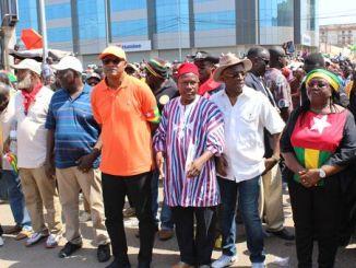 C14 Violences au Togo: pointé du doigt, l'opposition répond à Faure Gnassingbé