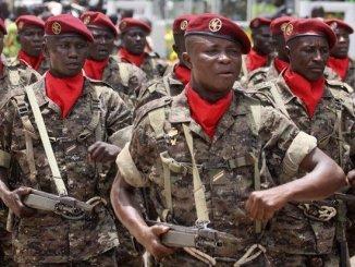 togo sodja « Les militaires togolais font un travail fantastique »- Gerry Taama