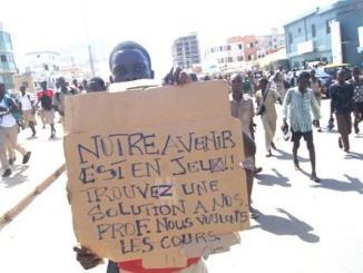 Grève enseignant Togo: comprendre la crise actuelle dans le système éducatif