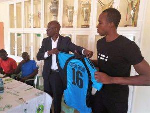arton28187 e6e0a Mercato: Bassa Djeri signe dans le championnat camerounais