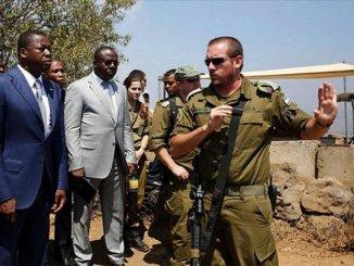 faure 000032026063067 Togo: plus de 105 milliards de matériels militaires achetés à l'Israël