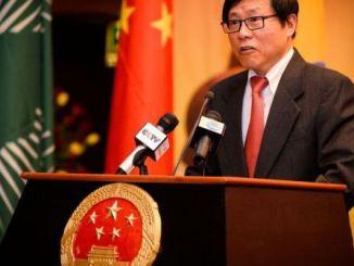 Kuang Weilin La Chine dément avoir espionné le siège de l'Union Africaine
