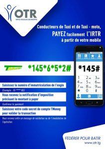 WhatsApp Image 2018 01 11 at 14.43.24 Togo: les Zémidjans paient leur taxe via T-Money