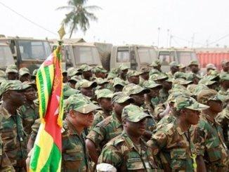 armee togo Togo : message d'un ex-officier de l'armée à Faure Gnassingbé