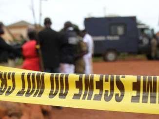 pg3 Yoto: un homme tue sa mère qui a 'mangé' ses 2 enfants