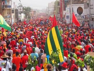 PNP Lomé: encore deux militants du PNP libérés ce mercredi