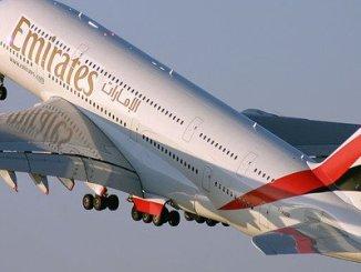 emirate Une hôtesse de l'air tombe d'un vol Emirates Airline en Ouganda