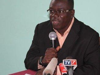 olivier amah Togo: depuis son exil, le Cdt Amah Olivier fait des révélations sur Abass Kaboua