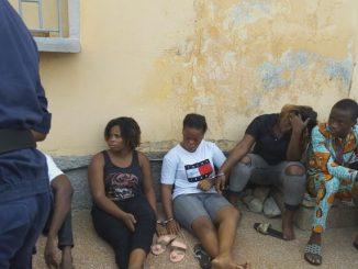 GAY une Lomé: trois filles parmi les ritualistes béninois arrêtés [Liste]