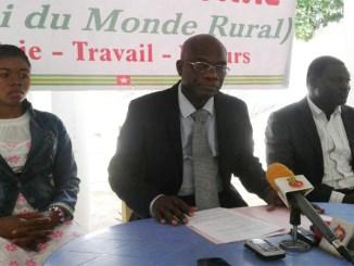 FN Togo: un nouveau regroupement de partis de l'opposition lancé !
