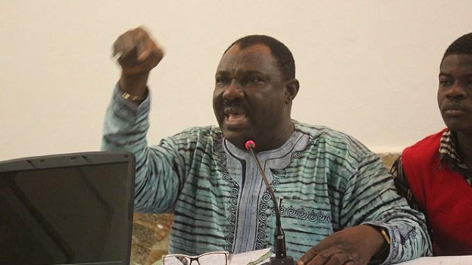 abass kaboua 1 « ANC et UNIR sont en copinage »