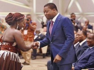 victoire biakou Togo: comment Faure Gnassingbé a exploité le sacre de Victoire Biakou
