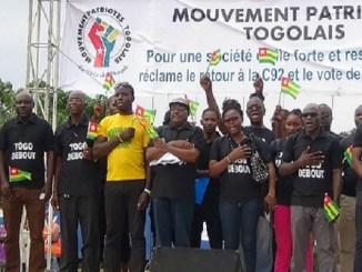 togo debout Ce que cache la dernière interdiction de la conférence de presse de Togo Debout
