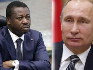 wp 1528309568896. Togo: Faure Gnassingbé a rencontré un émissaire de Vladimir Poutine