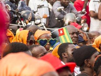 togo debout Togo: dernier bras de fer dans les rues de Lomé avant le Sommet de la CEDEAO
