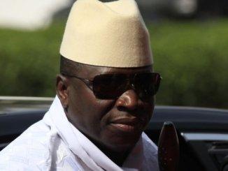 yaya jammeh Gambie: Yahya Jammeh annonce son retour, panique à Banjul