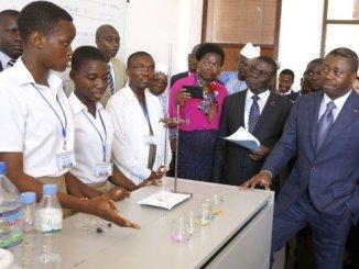 Inauguration du Complexe scientifique de Lomé Forum Pour la Jeunesse : la définition d'une promesse non-tenue
