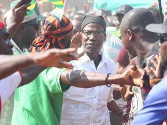 tikpi atchadam espoir du peuple cauchemar du pouvoir Togo: Tikpi Atchadam exige le déploiement d'une force de la CEDEAO