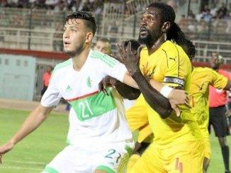 togo algerie present dans le groupe de claude le roy adebayor acceptera t il enfin de jouer 4698 actu Togo-Algérie: les promesses du capitaine Shéyi Adébayor