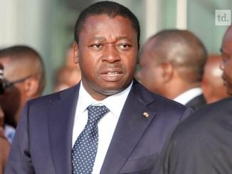 Visite de Faure Gnassingbe en Guinee ng image full Décès d'Omar B: Faure Gnassingbé dézingué par les internautes