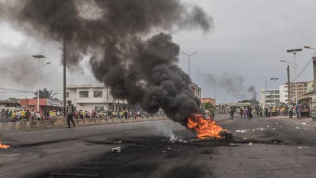 heurts post electoraux a cotonou benin 1er mai 2019 CONFIDENTIEL: voici pourquoi Buhari et Akufo-Addo ont lâché la C14