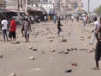 togo pnp Marches du PNP: des réfugiés togolais au Ghana sur une liste noire d'UNIR