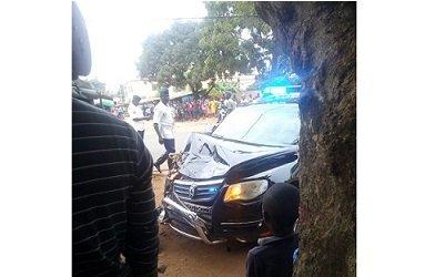 824532 3 Togo : grave accident du convoi du président Faure Gnassingbé [Photos]