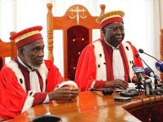cour constitutionnelle 640 1 Recomposition Cour constitutionnelle: ce qu'il faut éviter à tout prix