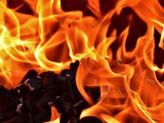 Incendie Lomé: le quartier Katanga ravagé par un incendie