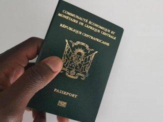 Togo Passeport Exemption de VISA: plus d'accord entre le Togo et la Centrafrique !