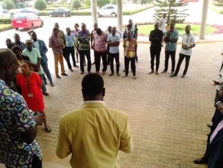 Ag Togocom Les employés de Togocom annoncent une grève de 48h