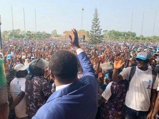 Faure Présidence « Ni Faure, ni Agbéyomé ne peut prétendre avoir gagné»