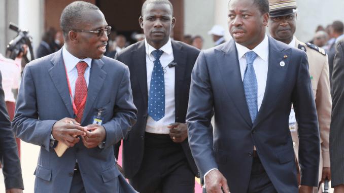 Faure Gnassingbé président