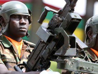 Togo Militaires Bavrues Bavures lors du couvre-feu: enfin des aveux !