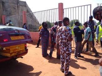 cimetiere Coronavirus au Togo : les cimetières désormais sous surveillance